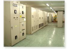 酸洗電気室制御盤